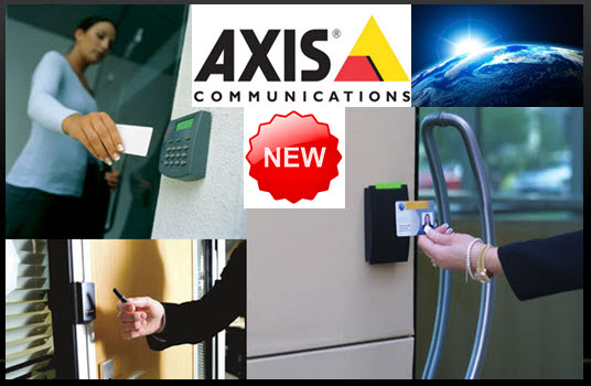 Axis Communications СКУД