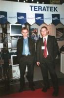 """Тератек на выставке """"MIPS-2003"""""""