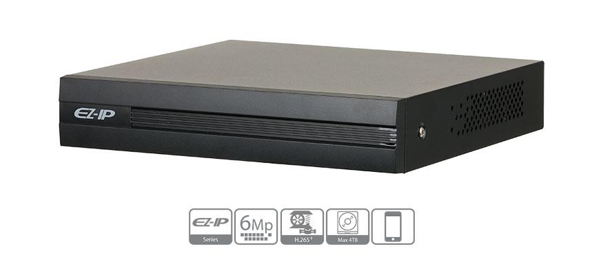 4-канальный IP-видеорегистратор Cooper EZ-NVR1B04HC/E торговой марки EZ-IP
