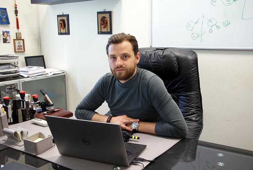 Александра Прокопенко, генерального директора группы компаний «ТЕРАТЕК»