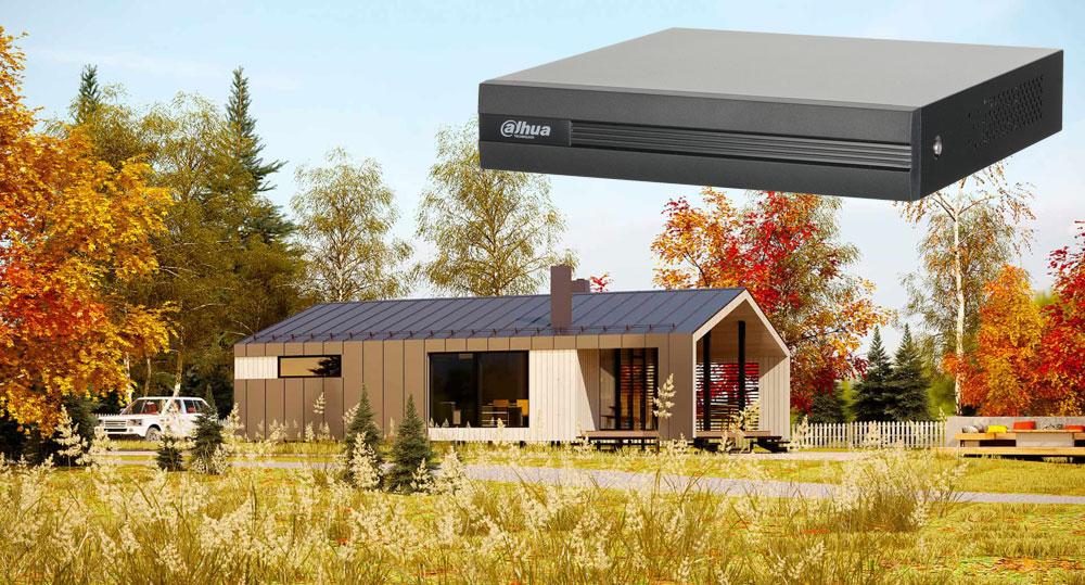 Пентабридный цифровой видеорегистратор EZ-XVR1A04